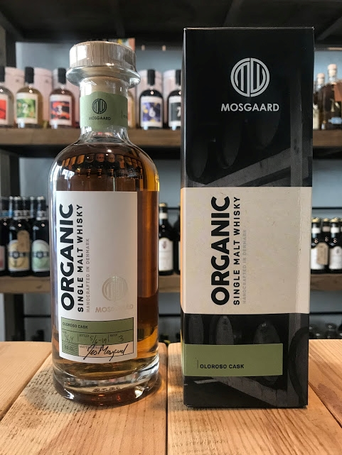 Mosgaard Organic Single Malt Whisky / Oloroso Cask