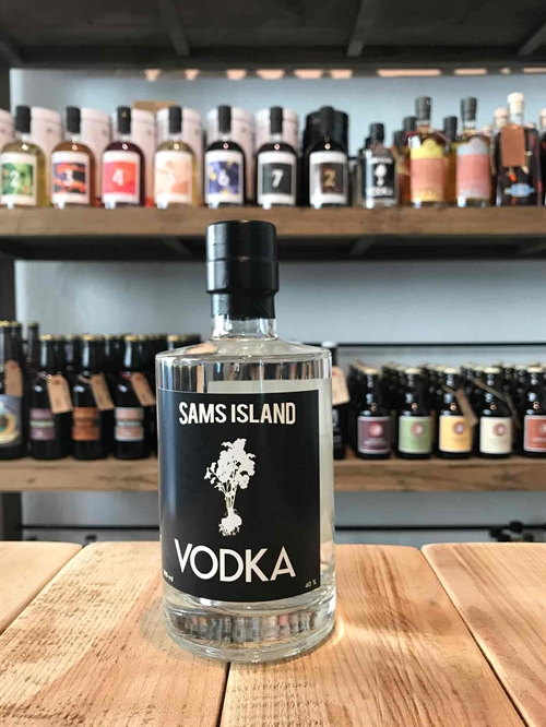 Sams Island Vodka